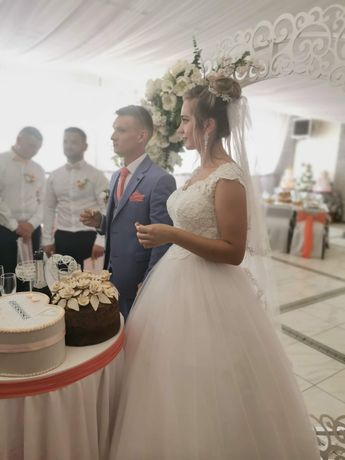Продам весільне плаття!