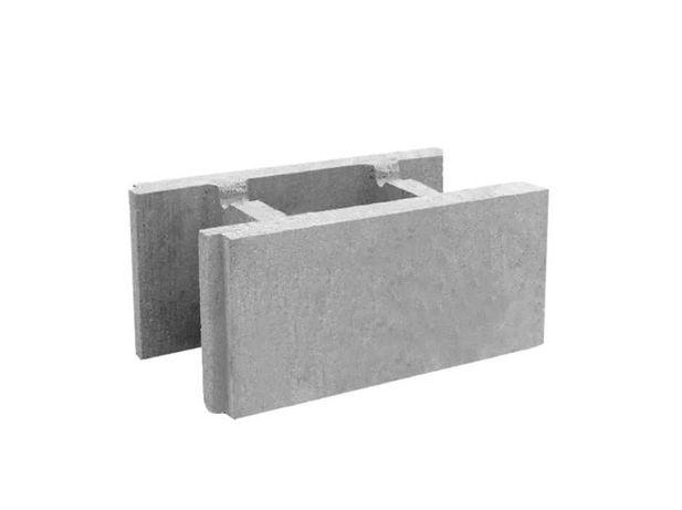 Pustak szalunkowy / zalewowe bloczki szalunkowe / pustaki betonowe