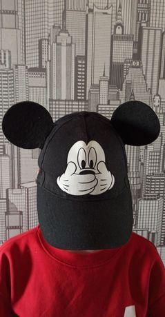 Sinsay czapka z daszkiem i uszami Mickey Mouse