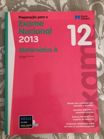 Preparação para exame de Matemática 12ano