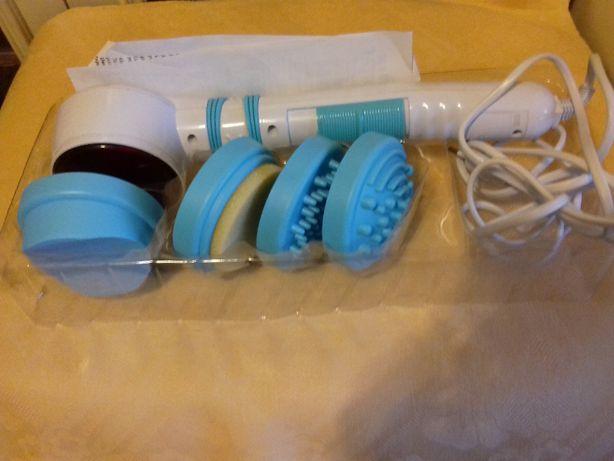 Urządzenie do masażu ciała z nagrzewaniem