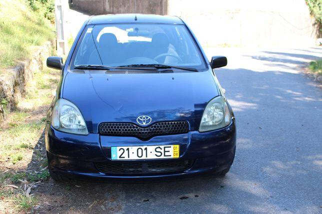 Toyota Yaris 5 portas 1.0 16v VVT-i  de Agosto de 2001 com 173.065 km
