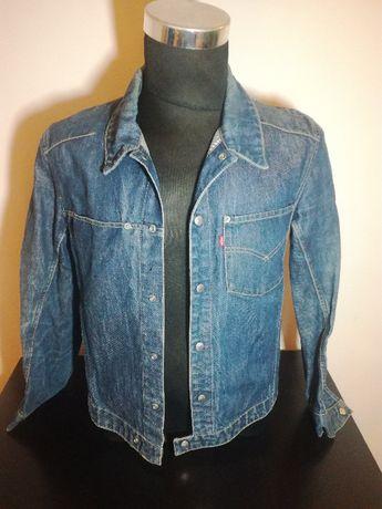 Casaco levis engineered jeans