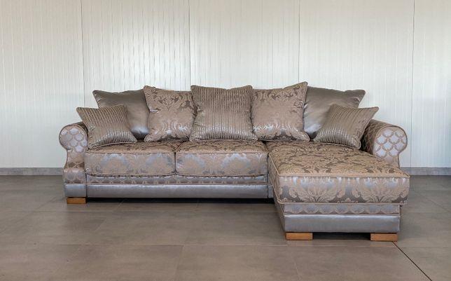 Narożnik sofa kanapa narożna ORLANDO angielski dostępny od ręki!