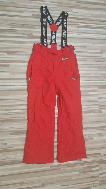 AST spodnie narciarskie 10 lat.