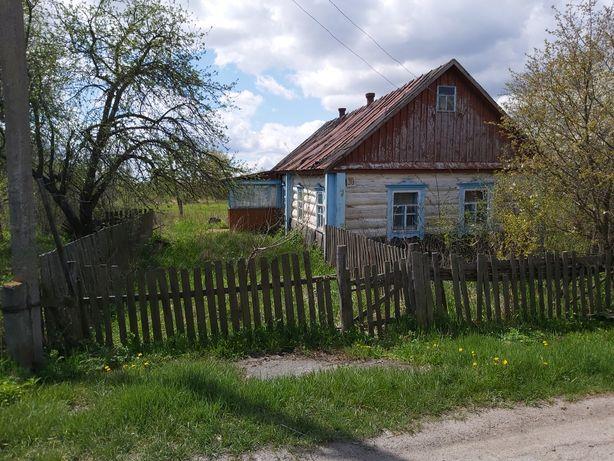 Продам дом с садом и колодцом