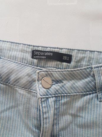 Spodnie w paski L