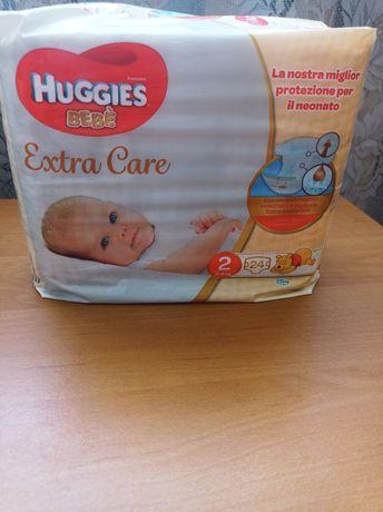 Подгузники Huggies Elite Soft размер 2 (4-6 кг), 24 шт