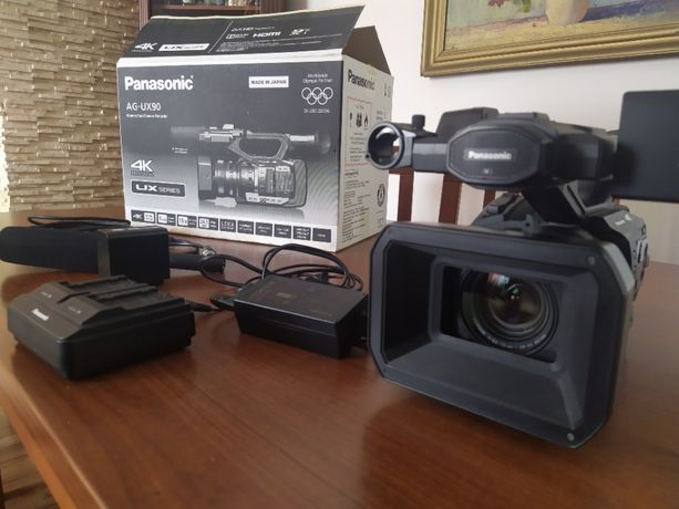 Kamera Panasonic AG-UX90 4K STAN IDEALNY !!!