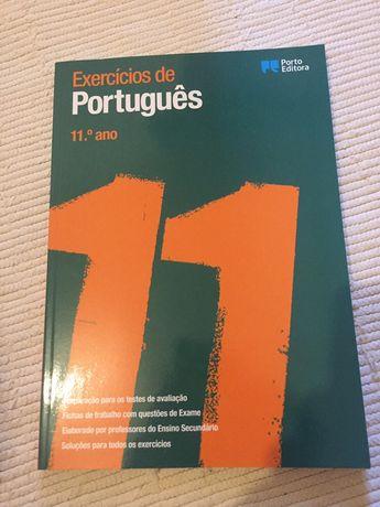 Exercícios de português 11 ano - Porto editora