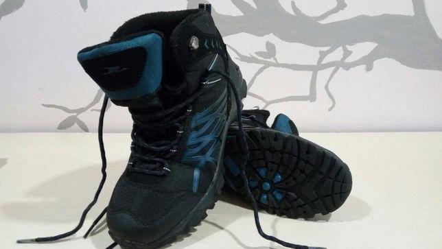 Ботинки сапожки зимние термо Crane 39 р в прекрасном состоянии