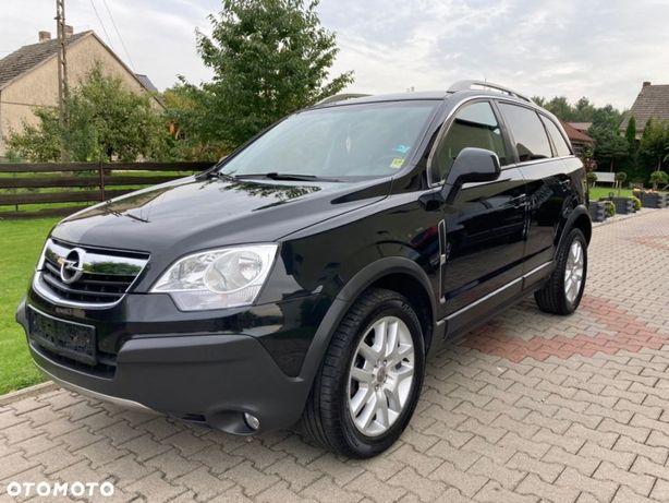 Opel Antara REZERWACJA Bezwypadkowa Serwisowana !!!
