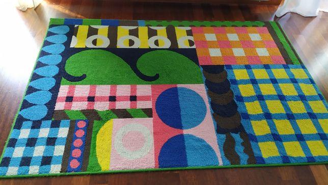 dywan dziecięcy ikea + gratis samochód smiki
