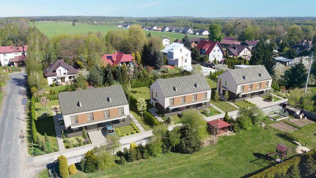 Mileszki/Andrzejów, domy 120 m2 + poddasze, wiosna 2023
