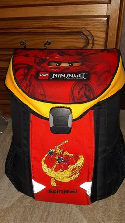 Школьный рюкзак LEGO ninjago