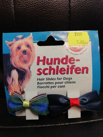 Kokardki dla psa cena za szt.