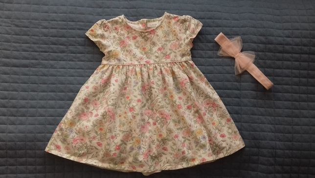 Sukienka Next 9-12 miesięcy