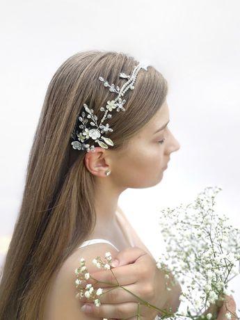 Прикраса для волосся Весільна прикраса Випускна прикраса Аксесуар