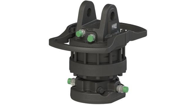 Rotator hydrauliczny / obrotnica / 10 Ton / T / 2 Osłony / Dostępne!!!