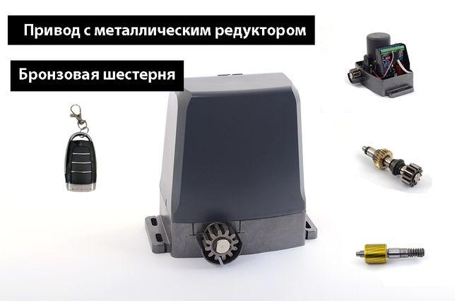 Автоматика для откатных ворот Edinger A6 (600 кг) , для сдвижных ворот