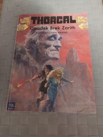 Thorgal - Upadek Brek Zarith - miekka oprawa