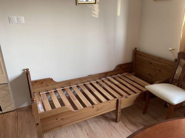 Łóżko regulowane IKEA