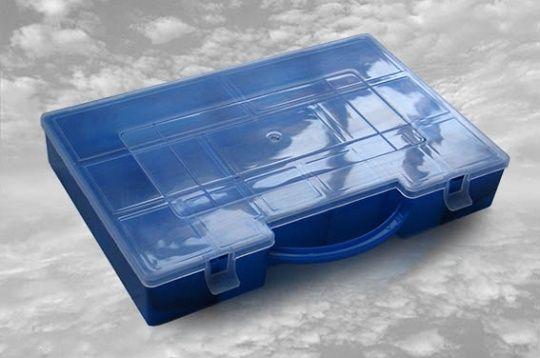 Органайзер Ящик для мелочей Ящик для рыбалки Ящик для рукоделия