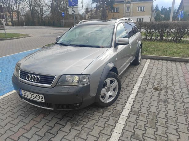 Audi Allroad A6 C5 quattro.