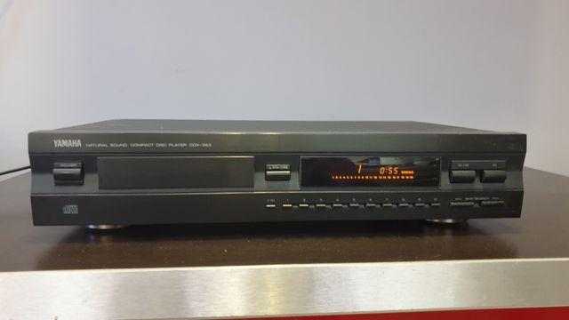 Odtwarzacz cd Yamaha CDX 383