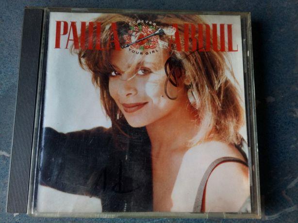 Cd Paula Abdul forever your girl