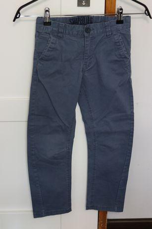 Spodnie H&M roz. 122