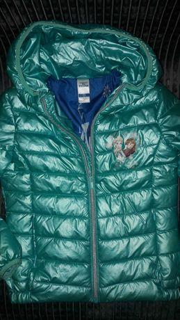 Модная курточка Disney Frozen на девочку