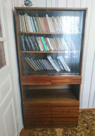 Книжный шкаф 183*89*42см сервант