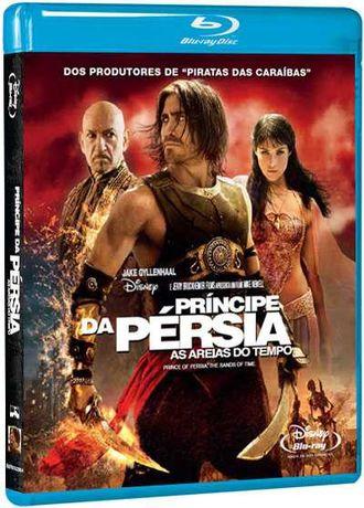 Príncipe da Pérsia - As Areias do Tempo - BluRay - Novo e Selado