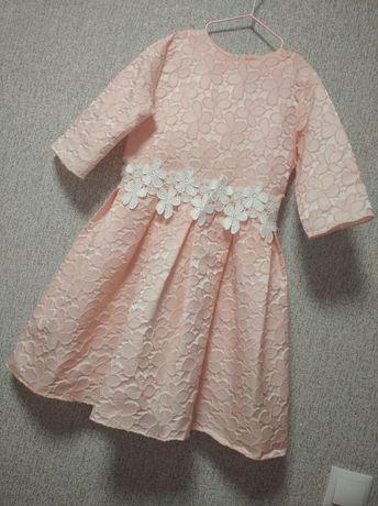 Нарядне плаття 140 - 146 р. для дівчинки 9-10 р. Платье нарядное