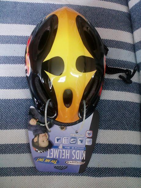Kask dla dzieci na rower, łyżworolki, deskorolkę, hulajnogę i łyżwy