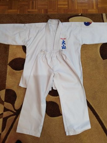 Kimono karate odzież sportowa