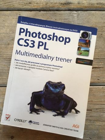 Photoshop CS 3 Pl Multimedialny trener