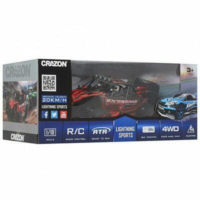 Машина на р/у Crazon 4WD Красный