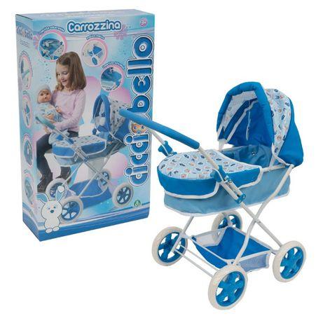 Wózek dla lalek Cicciobello Carrozzina 4