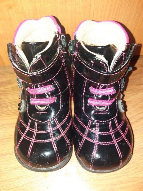 Чобітки -ботинки