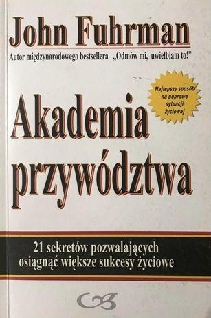 Rozwój osobisty/Motywacja - Akademia przywództwa