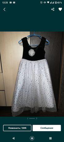 Нарядное платье 116 рост
