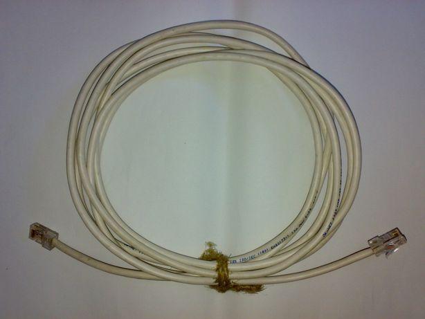 Сетевой кабель RJ45 Длина 3м; 3,55м; 3,62м; 3,9м; 23,75м для компьютер