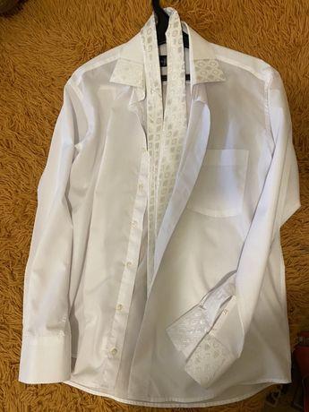 Продам рубашку свадебную  М 39/40