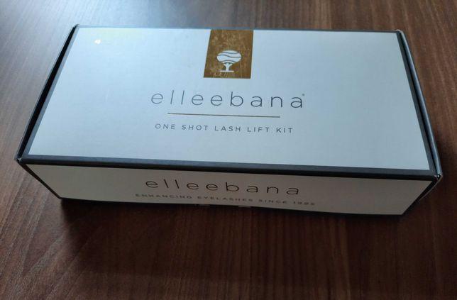 Zestaw do laminacji liftingu rzęs Elleebana