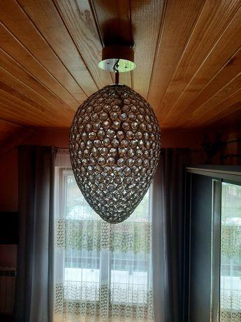 Żyrandol oświetlenie