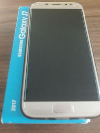 Sprzedam Samsung Galaxy J7 2017 uszkodzony