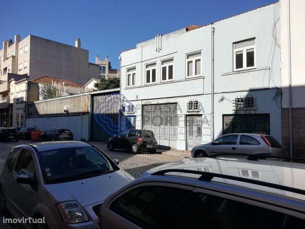 Terreno à venda projecto aprovado construção ide 24 aprt. Porto