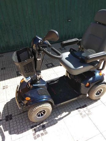 Scooter eletrica Mobilidade Reduzida troco